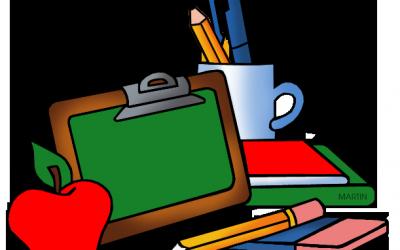 Seznami šolskih potrebščin