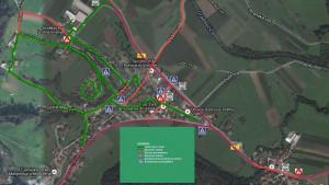 Načrt varnih poti