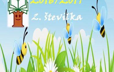 eDobrovček – 2. številka 2016/2017