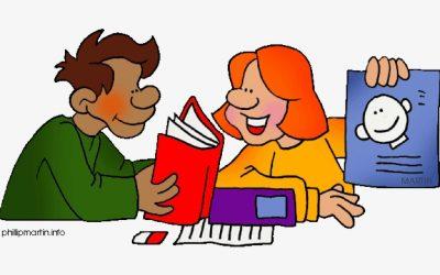 Moja naj knjiga je…