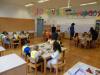 Prvošolčki na prvi šolski dan