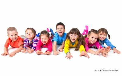 """Akcija """"Za otroški nasmeh"""""""