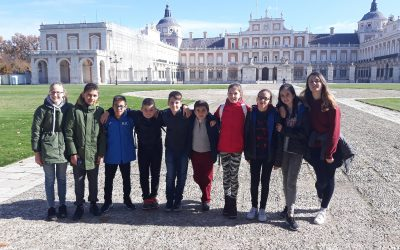 PRVA MOBILNOST V OKVIRU ERASMUS+ (ŠPANIJA)