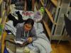 Noč v knjižnici - starejši učenci